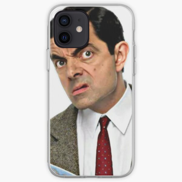 M. Bean confus Coque souple iPhone