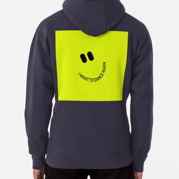 I WANT TO DANCE  Charlotte De Witte  Pullover Hoodie