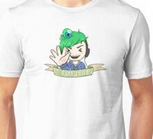 JacksepticEye Ribbon Unisex T-Shirt