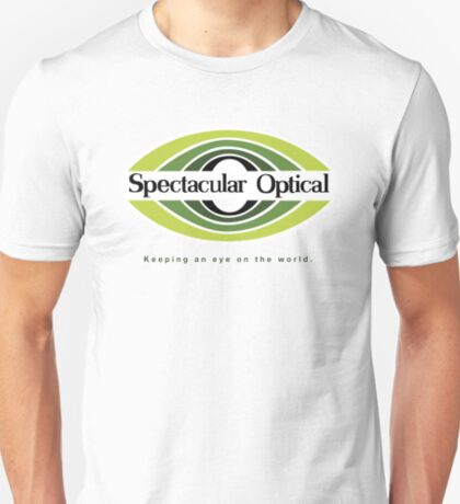 Spectacular Optical - Keeping an eye on the world T-Shirt