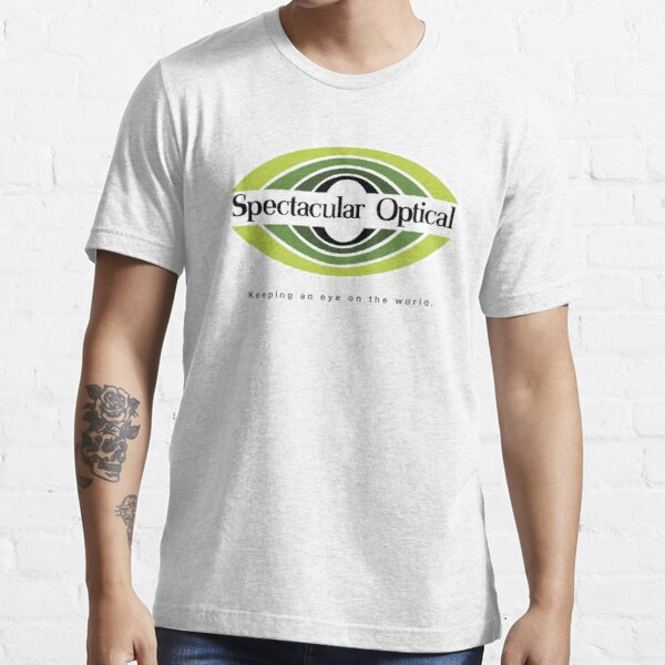 Spectacular Optical - Keeping an eye on the world Essential T-Shirt