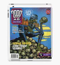 2000 AD iPad Case/Skin