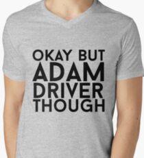 Adam Driver Men's V-Neck T-Shirt