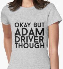 Adam Driver Women's Fitted T-Shirt