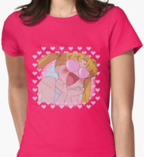 Sailor Moon in Love T-Shirt