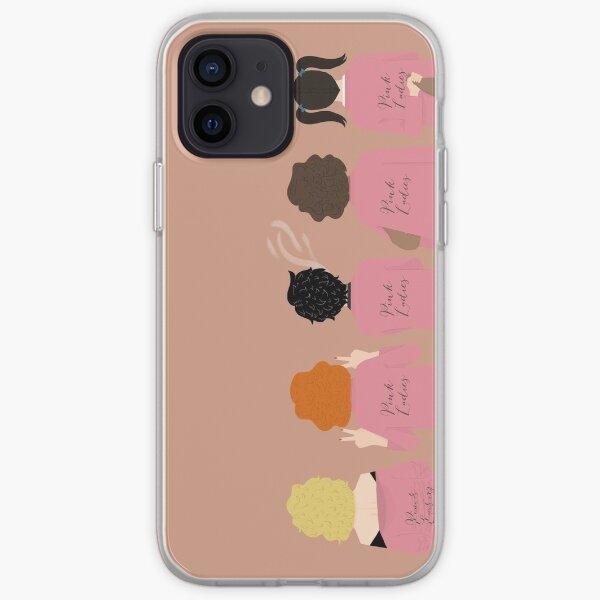 Pink Ladies Funda blanda para iPhone