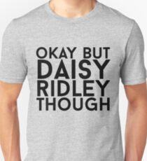 Daisy Ridley Unisex T-Shirt