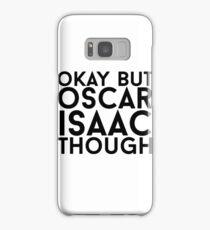 Oscar Isaac Samsung Galaxy Case/Skin