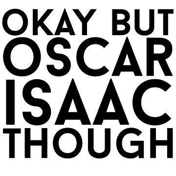 Oscar Isaac by eheu