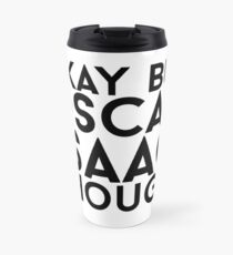Oscar Isaac Travel Mug