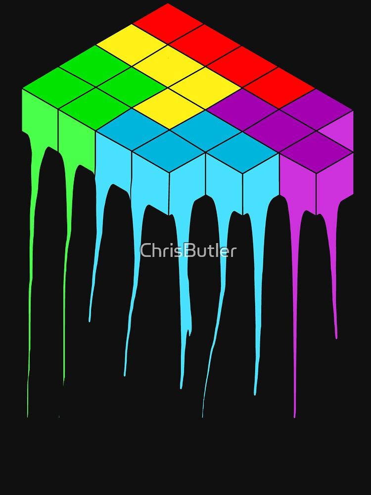 Tetris Melt 3 by ChrisButler