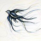 The Bluebird by Leni Kae