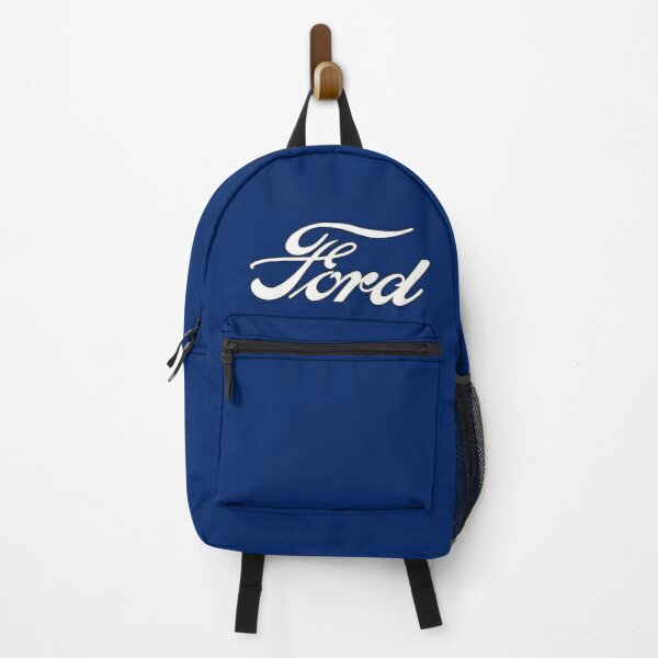 Classic Car Logos: Ford Backpack
