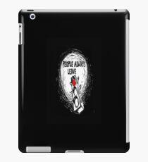 """One Tree Hill: """"Die Leute gehen immer"""" iPad-Hülle & Skin"""