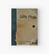 Edith Finch's Journal (What Remains of Edith Finch) Hardcover Journal