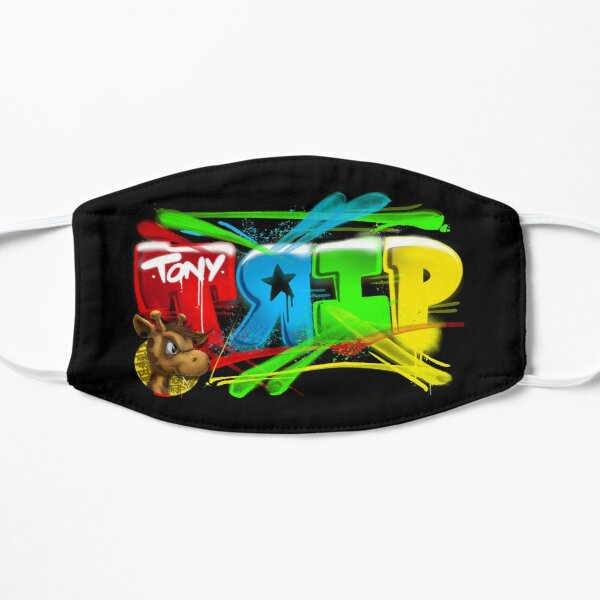 Tony Trip Flat Mask