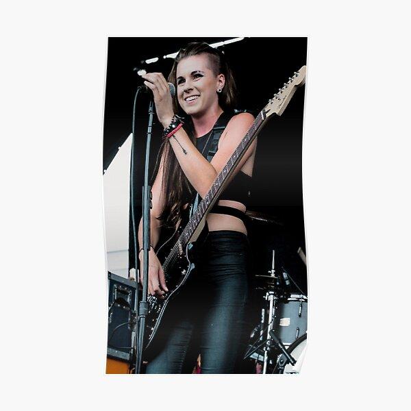Lynn Gunn + Guitar 5 Poster