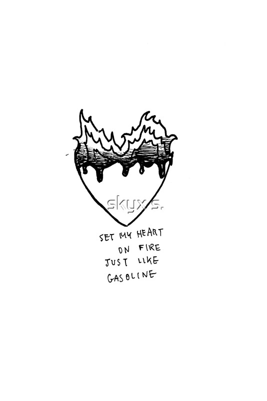 Gasoline Lyrics Troye