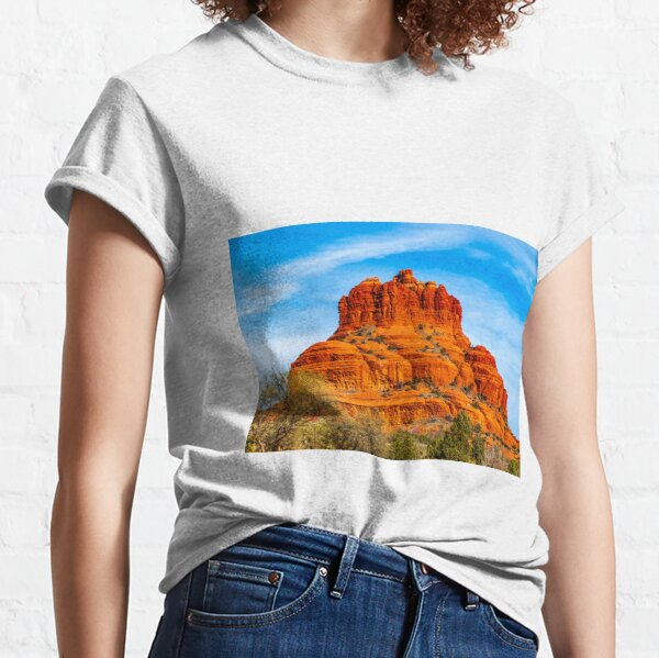 Watch for (Red) Rocks 3 Classic T-Shirt