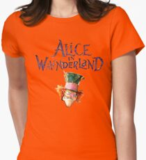 Alice in Wahnderland Women's Fitted T-Shirt