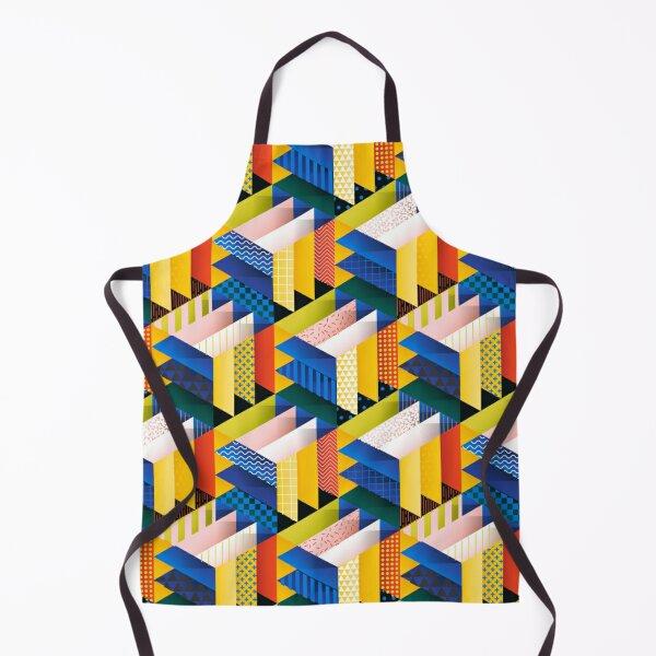 Multi patterned design  Apron