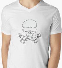 BRMC Men's V-Neck T-Shirt