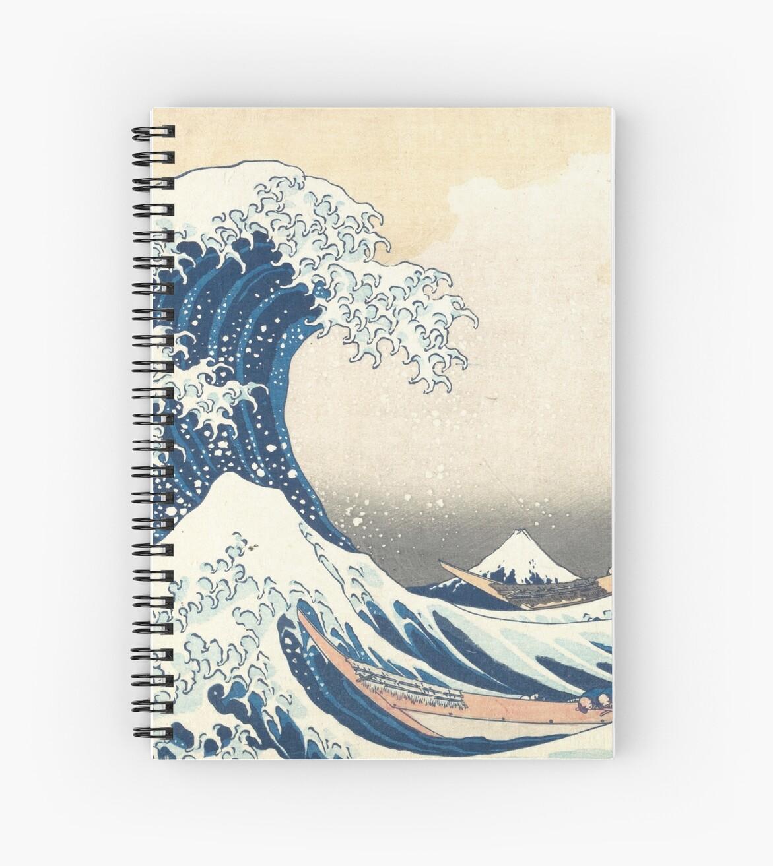 Hokusai Welle von LemonLad