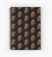 Cuaderno de espiral Nicolas Cage