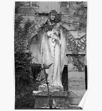 Madonna and Jesus Poster