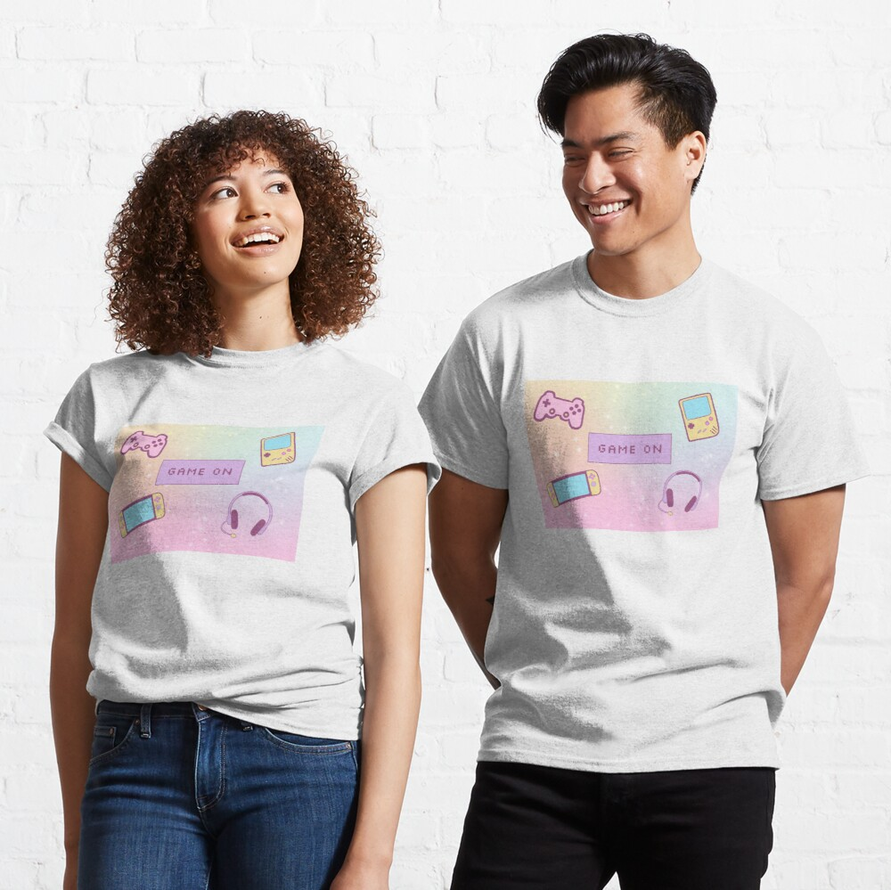 Game On Classic T-Shirt