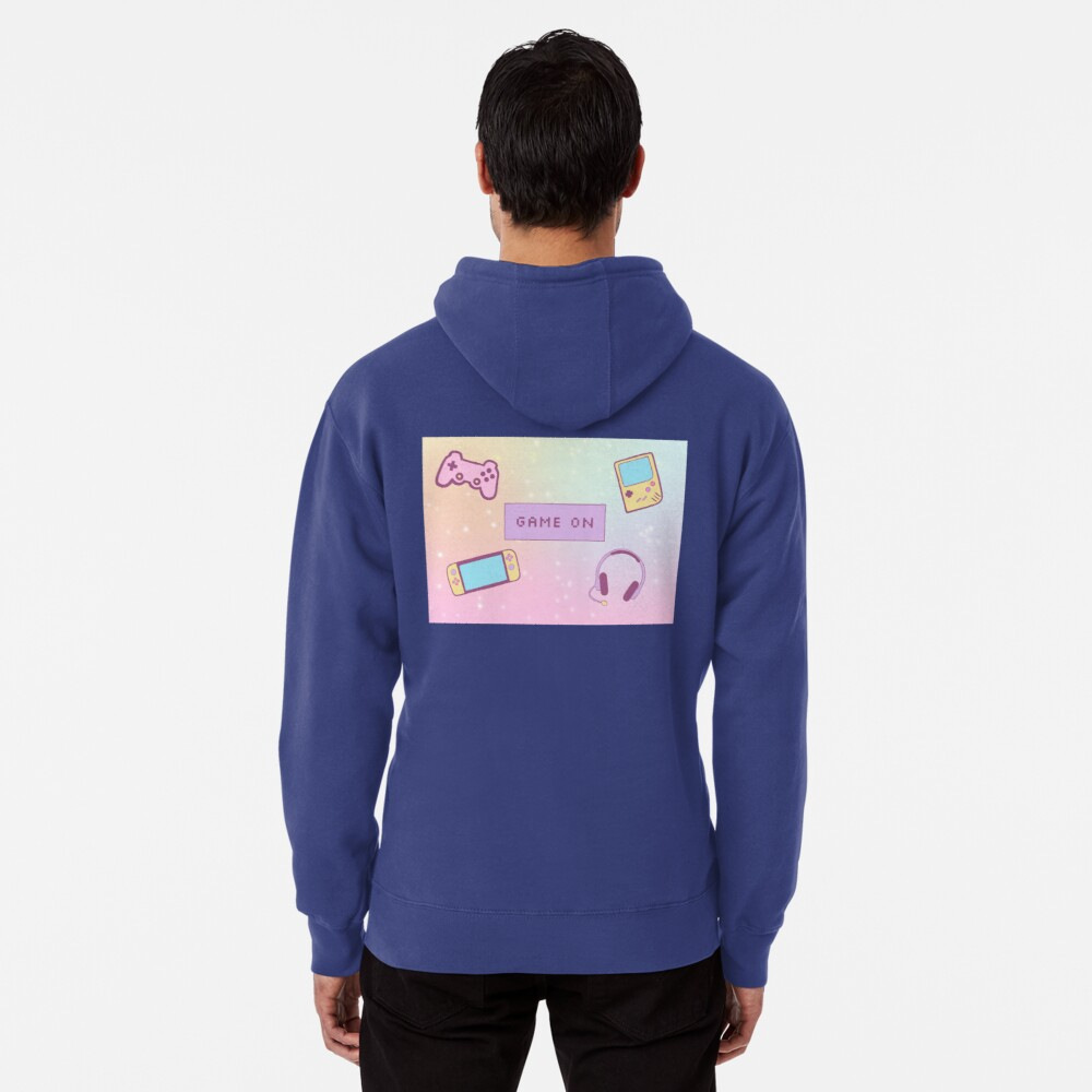 Game On Pullover Hoodie