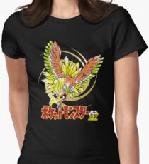Pocket Monsters: Gold Distressed T-Shirt