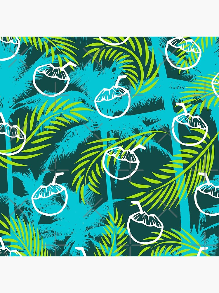 Lime & Coconut  by MyMadMerch