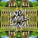 Enjoy Simple Things Marie-Antoinette Hamlet Versailles by Beverly Claire Kaiya