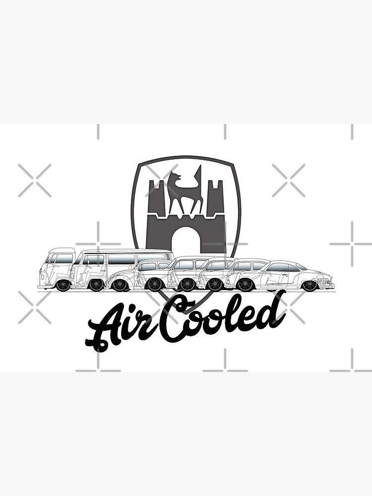 Aircooled Family by oldiescie