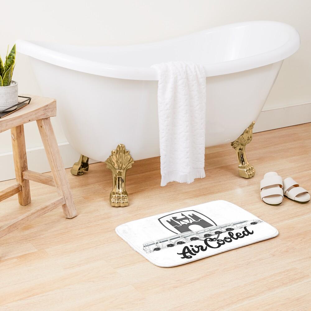Aircooled Family Bath Mat