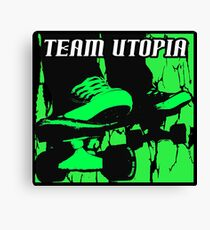 Team Utopia Canvas Print