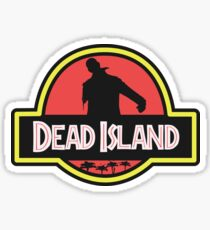 Dead Island Sticker
