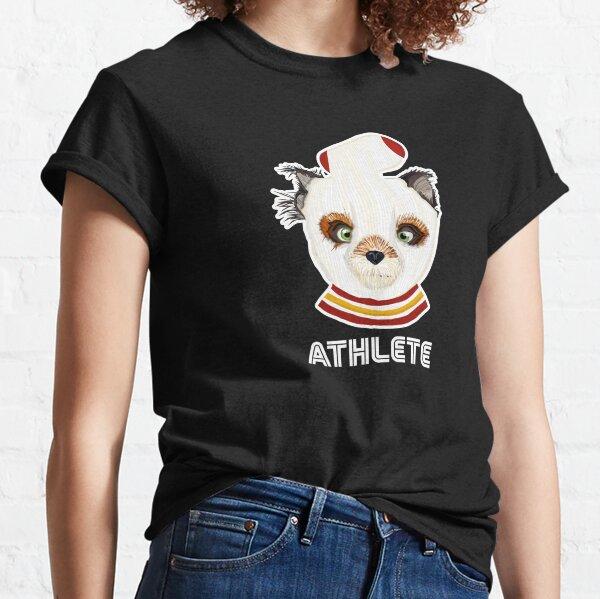 Fantastic Mr Fox - Ash - Athlete Classic T-Shirt