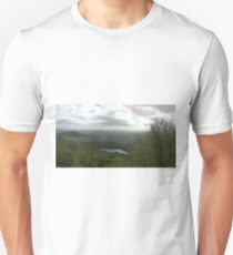 Yorkshire view Unisex T-Shirt