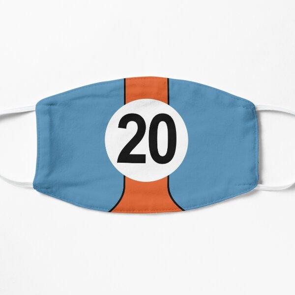 Racing Colours No20 Flat Mask