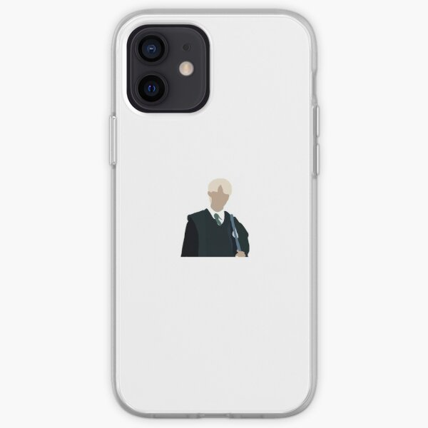 Draco Malfoy Sticker Coque souple iPhone
