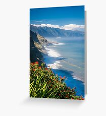 Amazing Madeira Greeting Card