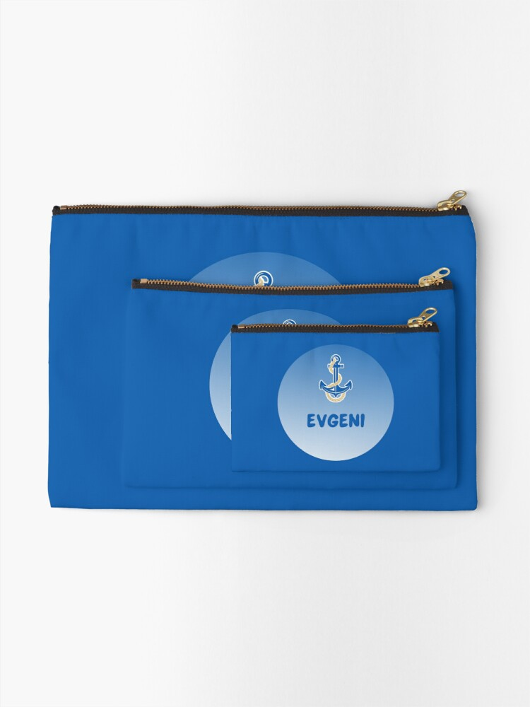 Alternate view of Evgeni Zipper Pouch