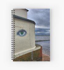 Eyes Spiral Notebook