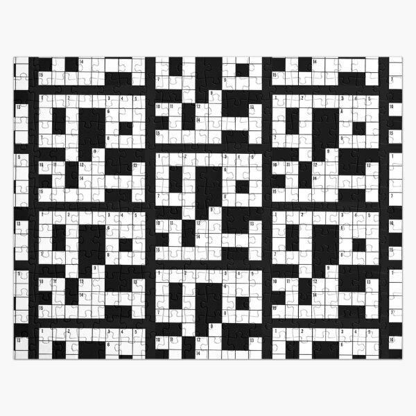 Crossword Clues Crossword Jigsaw Puzzles Redbubble