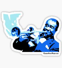 Louis Armstrong Sticker