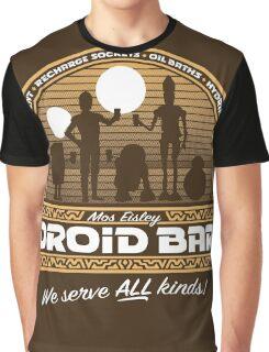 Droid Bar Graphic T-Shirt