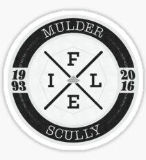 X Sticker