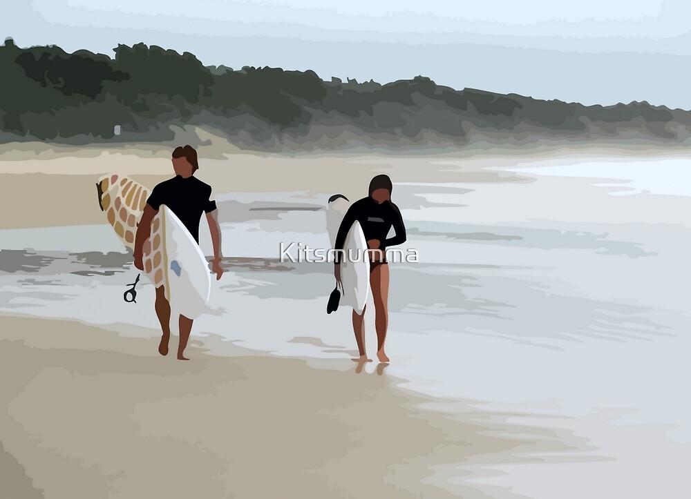 Surfer Love  by Kitsmumma